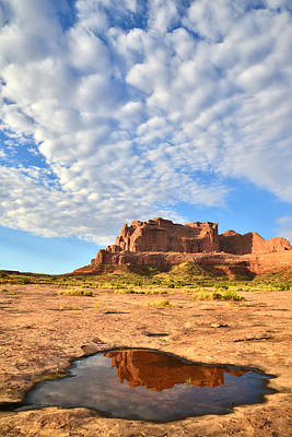 Photograph - Arches National Park by Ray Mathis