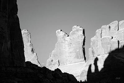 Photograph - Arches Np I Bw by David Gordon