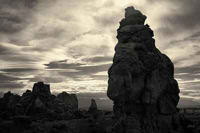 Photograph - Arches Np Ix Toned by David Gordon