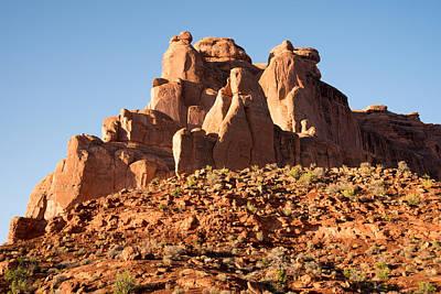 Photograph - Arches N.p. Moab, Utah by Michael Gooch