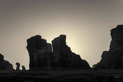 Photograph - Arches Np V Toned by David Gordon