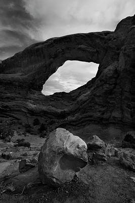 Photograph - Arches Np Xiv by David Gordon
