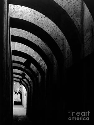 Photograph - Arches Of Arequipa-signed-#022 by J L Woody Wooden