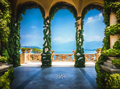 Photograph - Arches Of Italy by TK Goforth