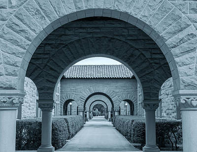 Photograph - Arches Of Stanford by Jonathan Nguyen