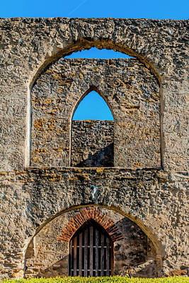 Photograph - San Jose Arches by Patti Deters