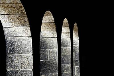 Arches Per Israel Art Print by Deb Cohen