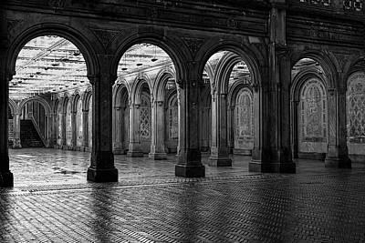 Photograph - Arches by Zev Steinhardt