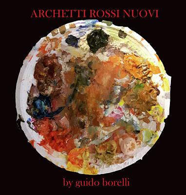 Archetti Rossi Nuovi Art Print by Guido Borelli