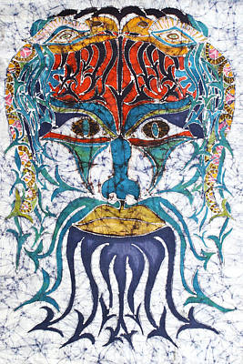 Archetypal Mask Art Print