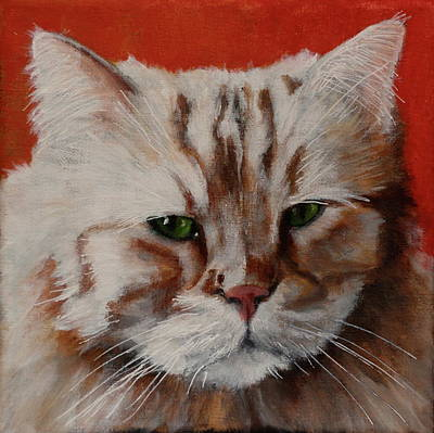 Painting - Archie by Carol Russell