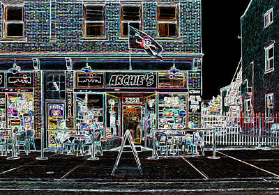 Photograph - Archies by Art Cole