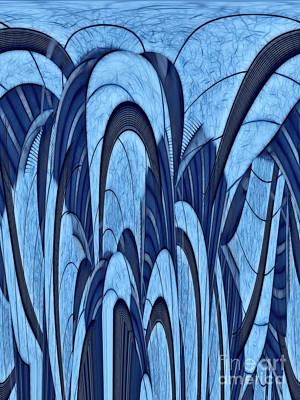 Digital Art - Archifou - Abstract 02 by Aimelle