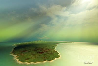 Archipelago Print by Corey Ford