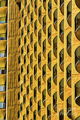 Photograph - Architectural Abstract by Mitch Shindelbower