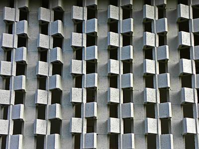 Photograph - Architectural Detail Four by Elizabeth Hoskinson