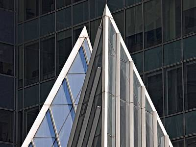 Kim Fearheiley Photography - Architectural Detail Midtown Manhattan by Robert Ullmann
