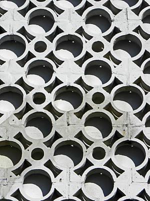 Photograph - Architectural Detail Seven by Elizabeth Hoskinson