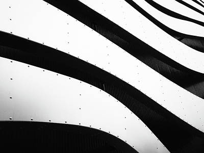 Photograph - Architectural Flow 02 by Mark David Gerson