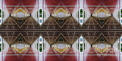 Photograph - Architectural Nightmare II by Clayton Bruster