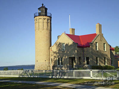 Photograph - Architecture Ar11 - Lighthouse by Monica C Stovall