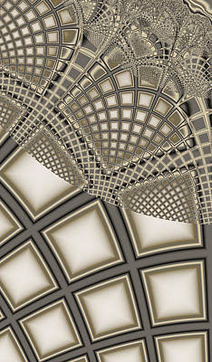 Photograph - Architecture Ceiling Design Art by Sheila Mcdonald