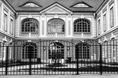 Cslanec Photograph - Architecture - Vienna by Christian Slanec