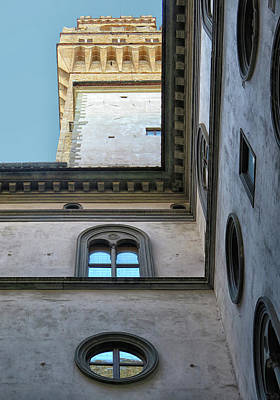 Photograph - Architecture In Florence by Dave Mills