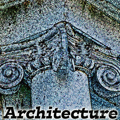 Photograph - Architecture Logo by Debbie Portwood