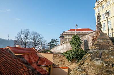 Photograph - Hradcany. Prague Castle by Jenny Rainbow