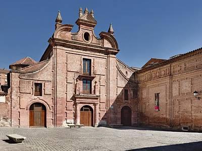 Photograph - Architecture Of Toledo by Cristina Cristo