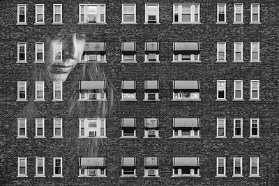 Photograph - Architecture by Yvette Van Teeffelen