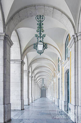 Architect Photograph - Archway by Carlos Caetano
