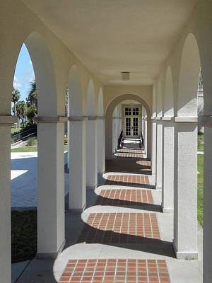 Easterseals Photograph - Archway  by Denise W