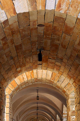 Photograph - Archway  by Jill Reger