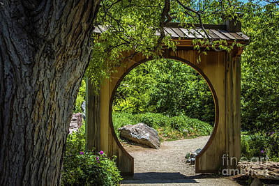 Photograph - Archway by Jon Burch Photography