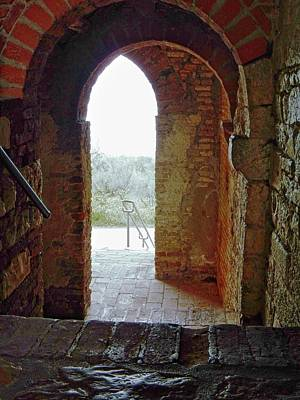 Photograph - Archway Through The Walls by Dorothy Berry-Lound
