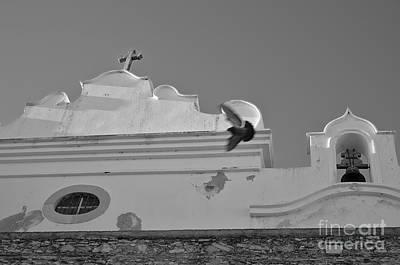 Time Photograph - Arco Da Vila View In Faro by Angelo DeVal