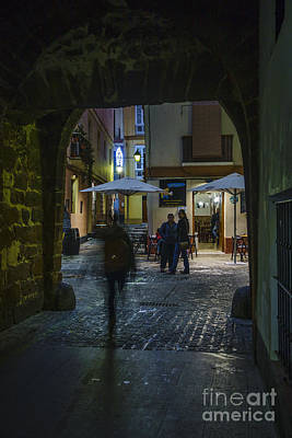Photograph - Arco Del Populo Cadiz Spain by Pablo Avanzini