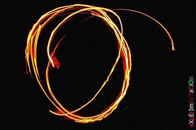 Photograph - Arcos De Fuego by Mario Brenes Simon