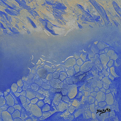 Painting - Arctic Light by Donna Blackhall