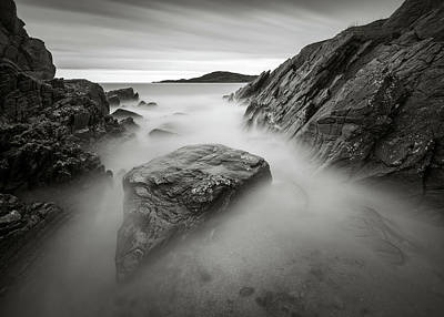 Photograph - Ardalanish Beach by Dave Bowman