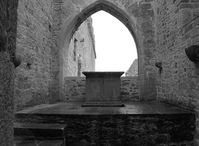 Ardfert Cathedral Art Print