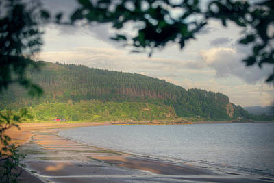 Photograph - Ardmucknish Bay by Ray Devlin
