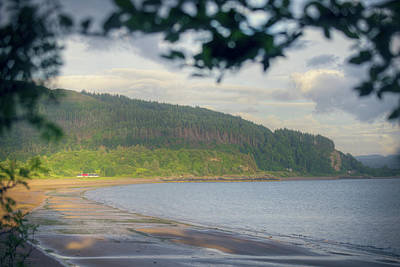 Photograph - Ardmurcknish Bay by Ray Devlin