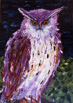Painting - Are You Looking At Me... by Zeke Nord