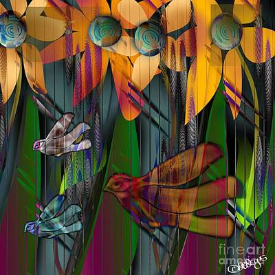 Animal Shelter Digital Art - Are You There Yet? by Aixa Olivo