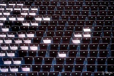 Photograph - Arena Di Verona Seating by Joe Bonita