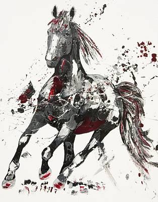Arena Art Print by Penny Warden