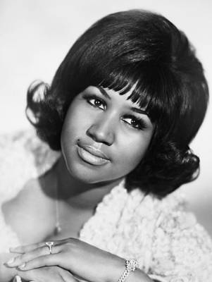 Photograph - Aretha Franklin by Granger
